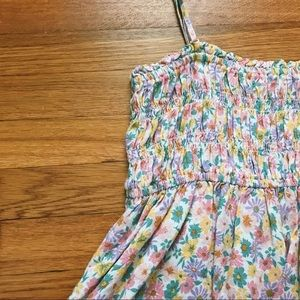 NWOT American Eagle Floral Stretch Tank